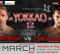 Yokkao 12 & 13 Live Results & Play-by-Play