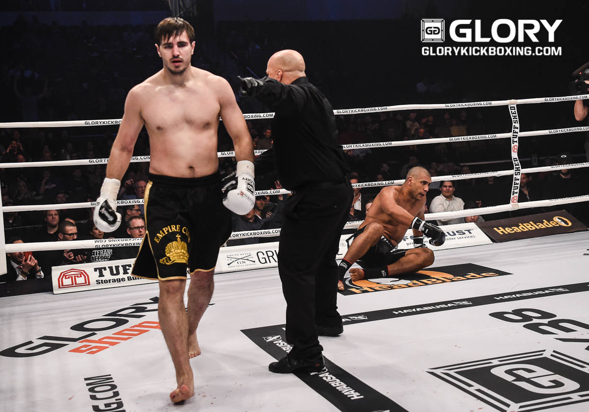 Artem Vakhitov vs. Saulo Cavalari
